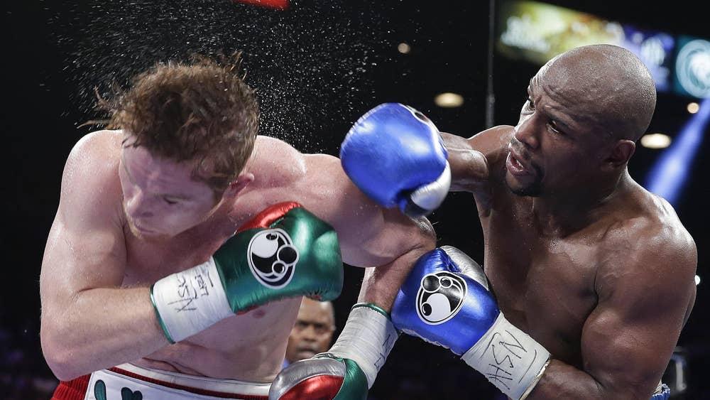 Highest paid Boxing Kreedon