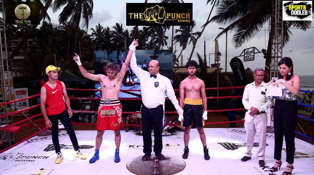 The Punch Boxing KreedOn