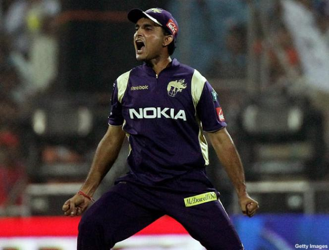 Ganguly IPL KreedON