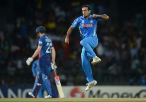 Irfan Pathan KreedOn fastest bowlers in India