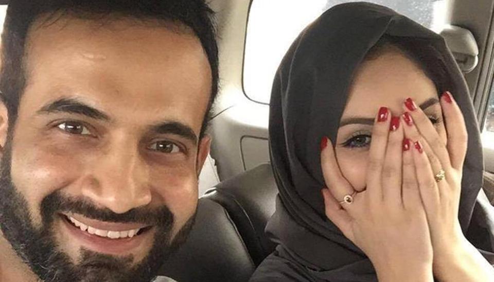 Irfan Pathan Wife Safa Baig Kreedon