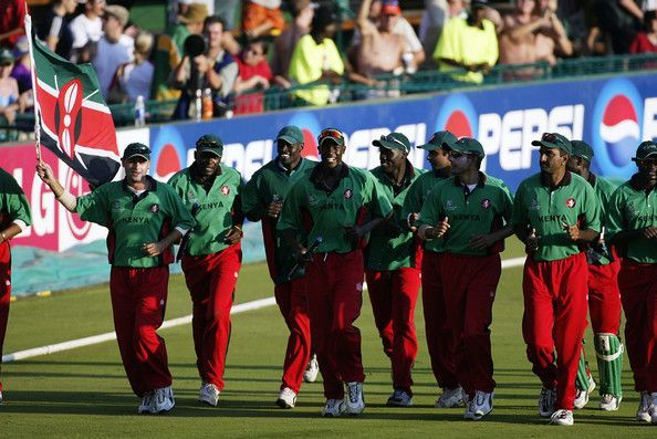 Kenya Cricket Team Kreedon