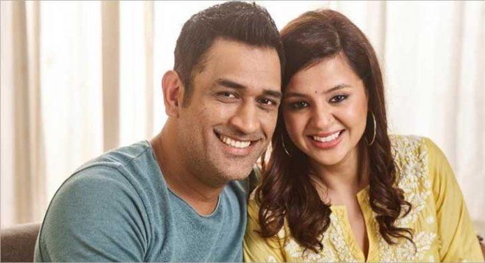 M.S. Dhoni Wife Sakshi Dhoni kreedon