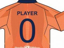 Orange Jersey KreedOn