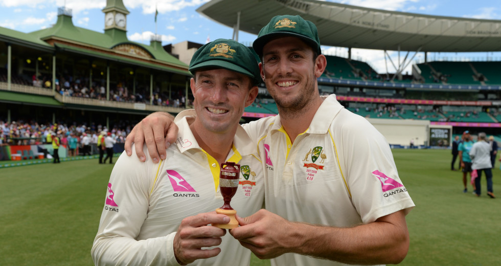 Real brothers in cricket kreedon: Marsh brothers