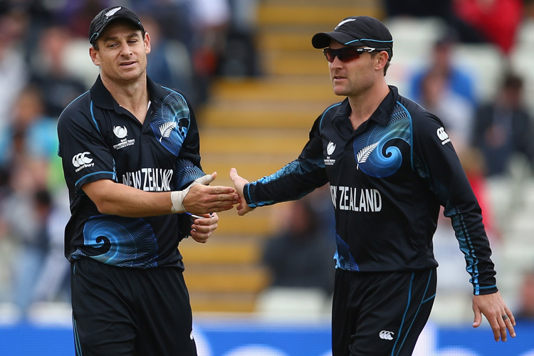 Real brothers in cricket kreedon: Brendon McCullum and Nathan McCullum