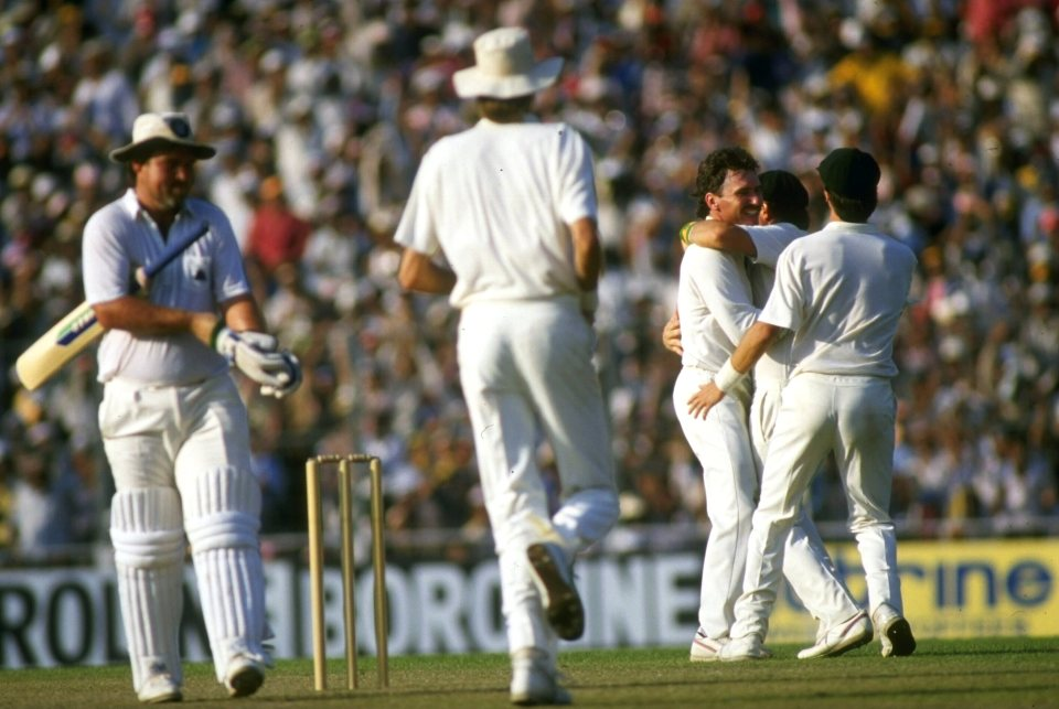 Mike Gatting (SOurce Getty)