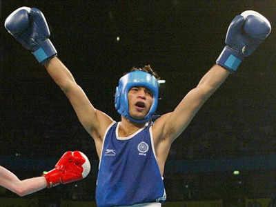 Mohammed Ali Qamar Indian boxers KreedOn