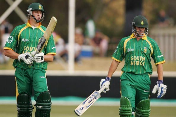 Cricket brothers kreedon: Morkel brothers