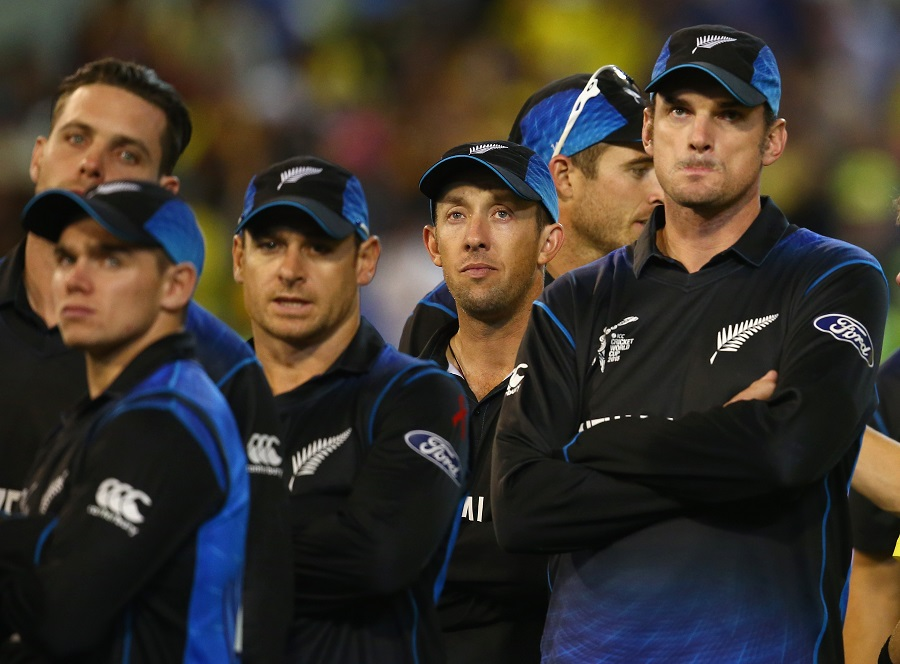Australia v New Zealand - 2015 ICC Cricket World Cup: Final Kreedon