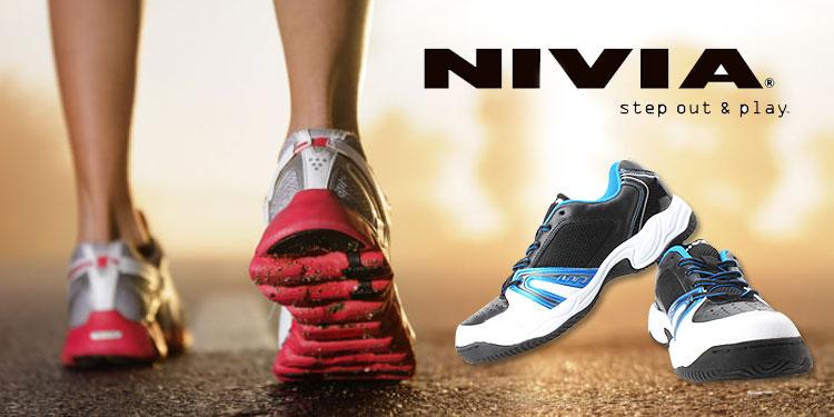 Nivia Kreedon sportswear brands