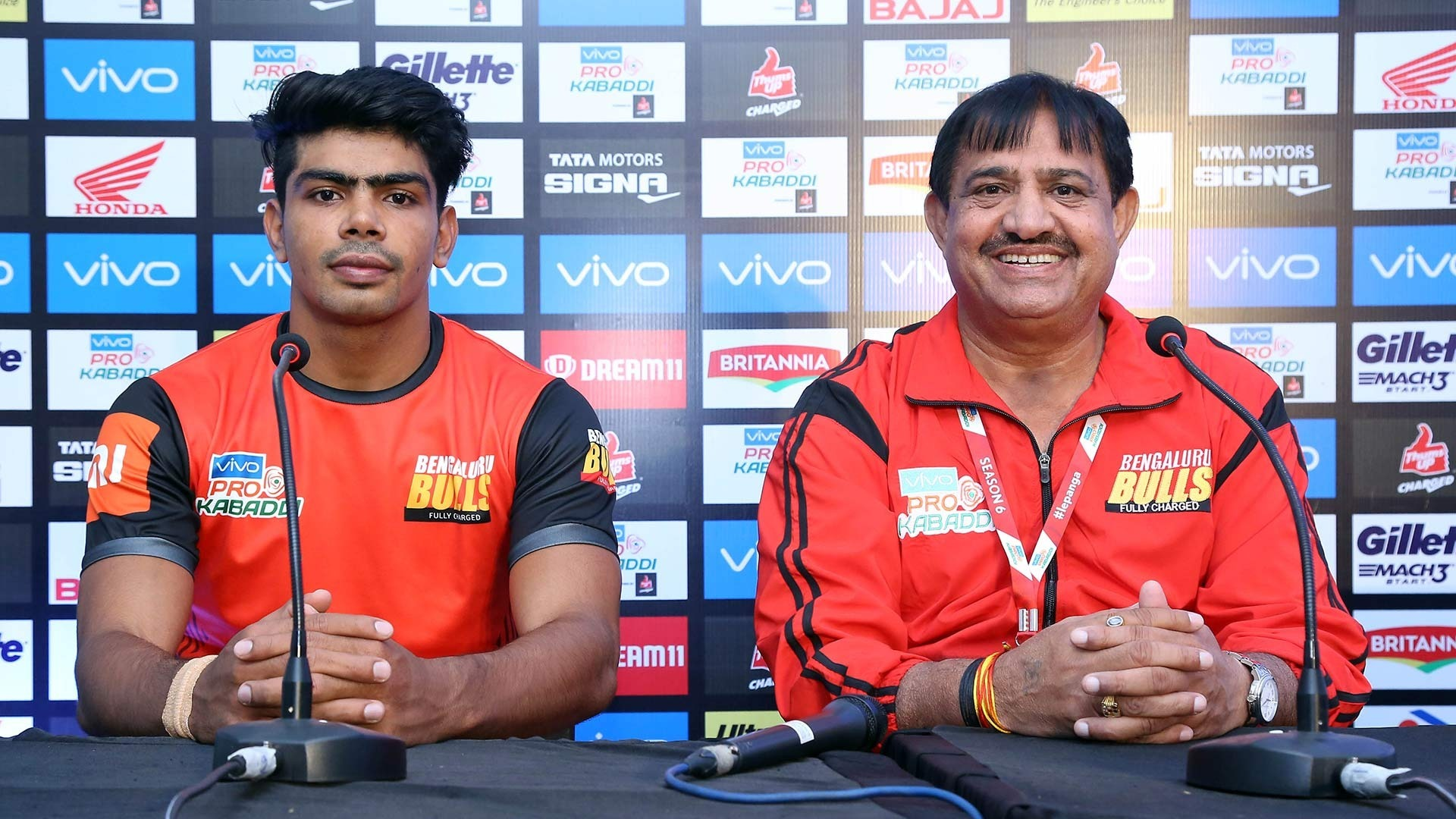 Pro Kabaddi Owners and Coaches