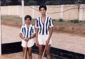 Rahul Dravid Hockey KreedOn