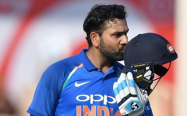 Rohit Sharma's records in cricket kreedon