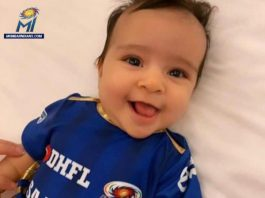 Rohit Sharma daughter Kreedon