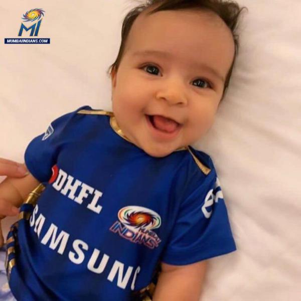 Rohit Sharma daughter Kreedon