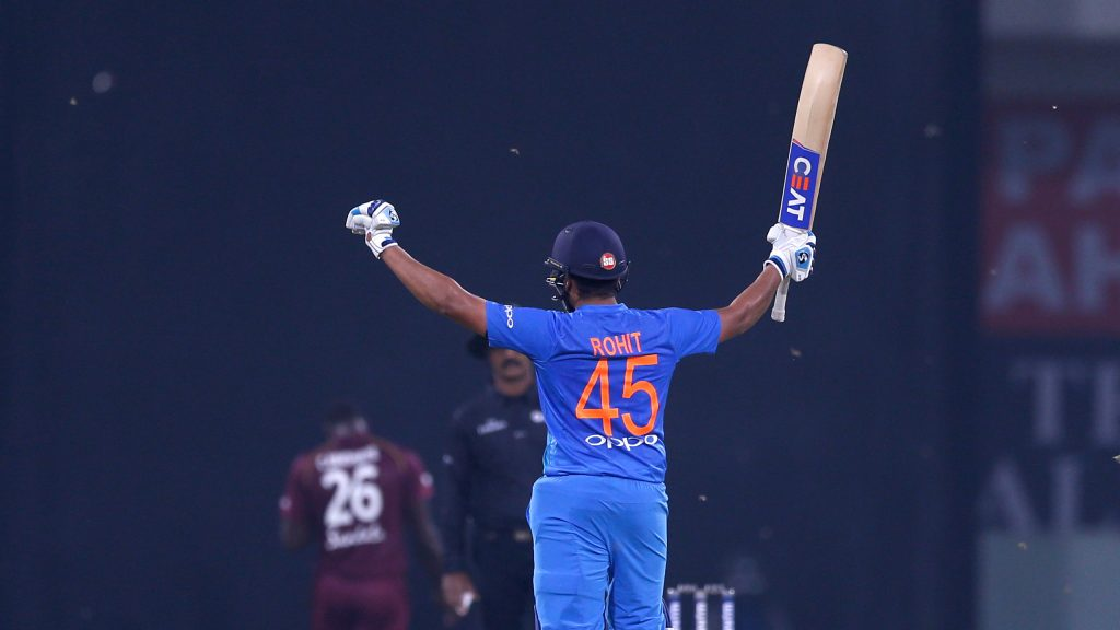13 records by rohit sharma
