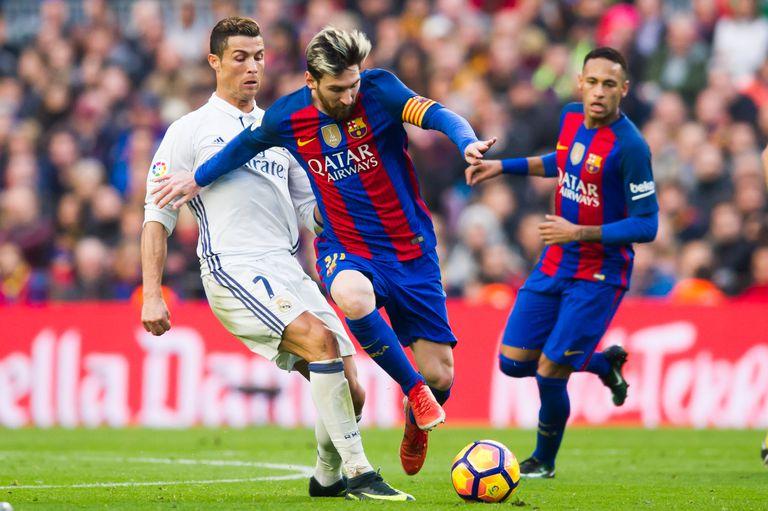 Ronaldo messi Football Kreedon