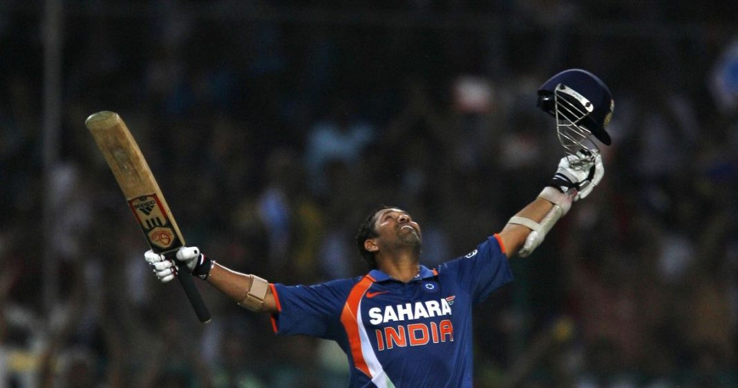Kreedon Highest individual score in ODI: Sachin Tendulkar 200* vs South Africa 200