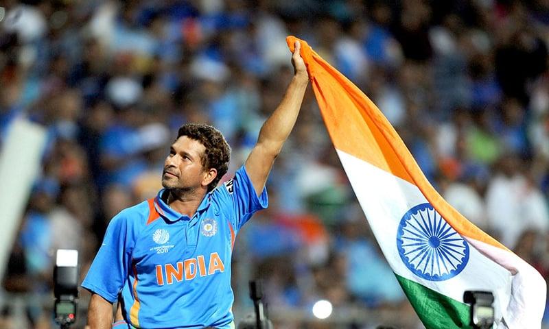 Best cricketer ever kreedon: SAchin Tendulkar