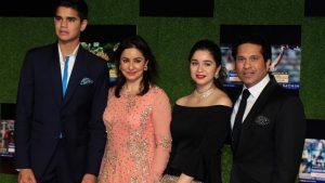 Sachin Tendulkar Family KreedOn