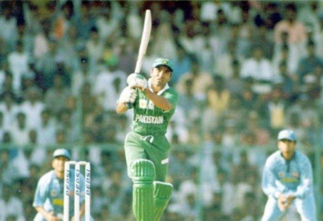 KreedOn Highest individual score in ODI : Saeed Anwar's 194