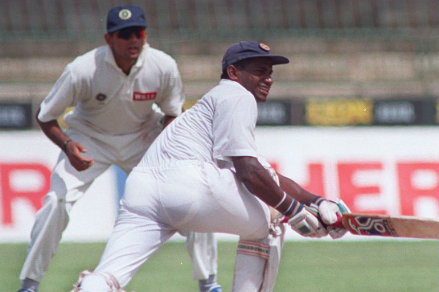 Highest individual test score kreedon: Sanath Jayasuriya's 340 vs India