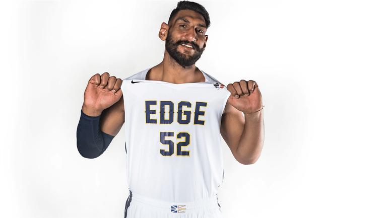 Satnam Singh kreedon famous Indian basketball players