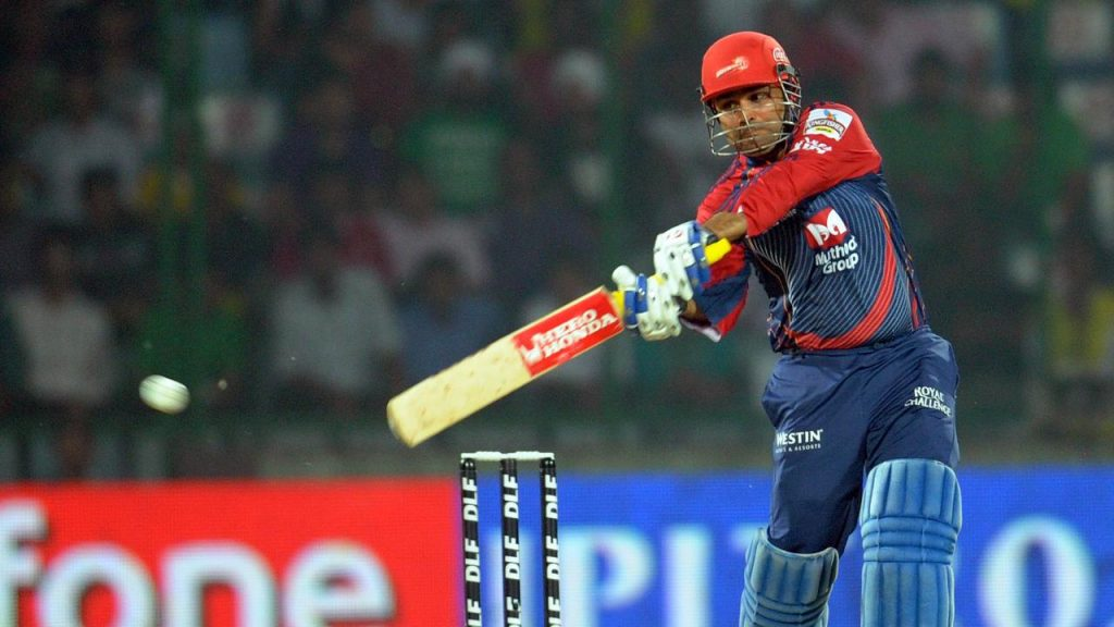 Richest cricketers: Virender Sehwag