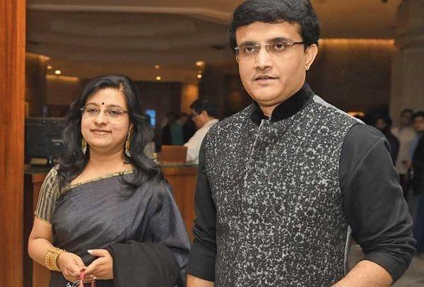 Sourabh Ganguly Wife Dona Ganguly Kreedon cricketers wives