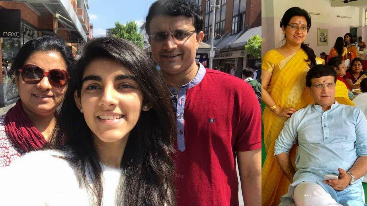 Sourav Ganguly family KreedOn