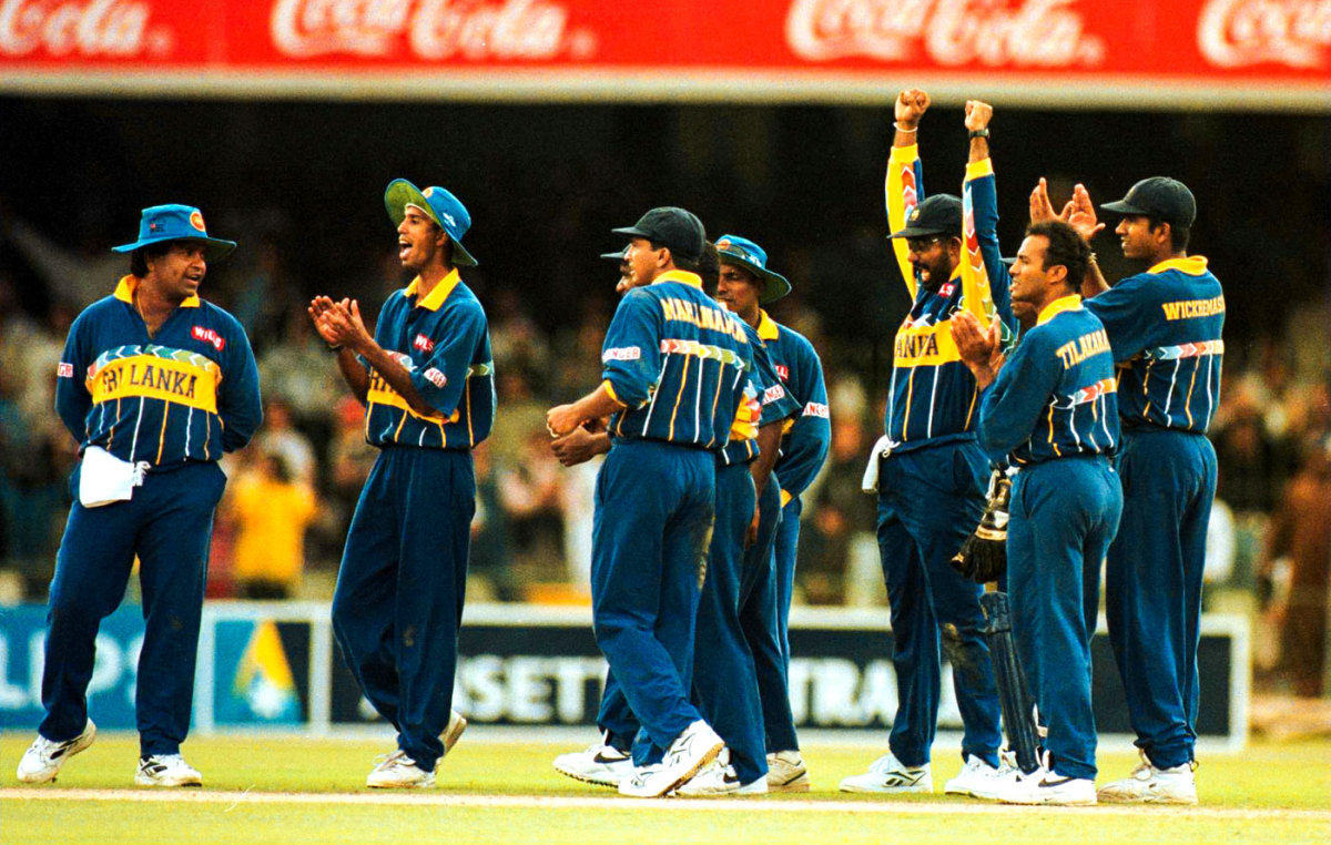 Sri Lanka won 1999 WC KreedOn