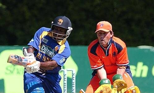 Highest team score in ODI Kreedon: Sri Lanka's 443 vs Netherlands 2006, Sanath Jayasuriya 150