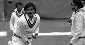 Srinivas Venkataraghavan  Indian cricket team captain
