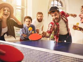 Table Tennis Kreedon