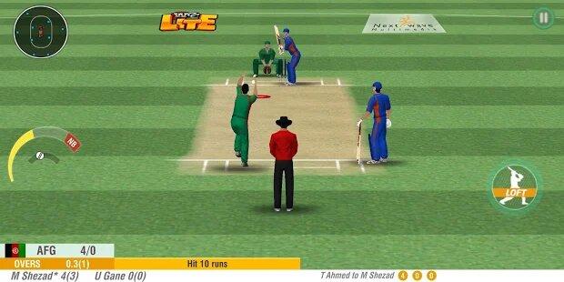 top 10 cricket games kreedon: WCC Lite
