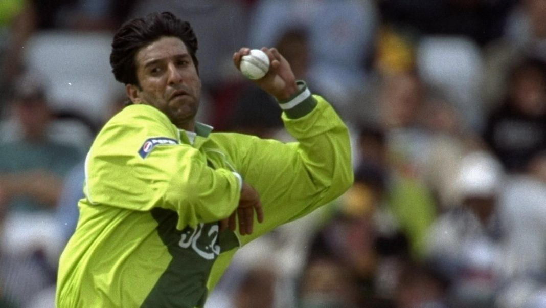 Best cricketers pakistan kreedon: Wasim Akram