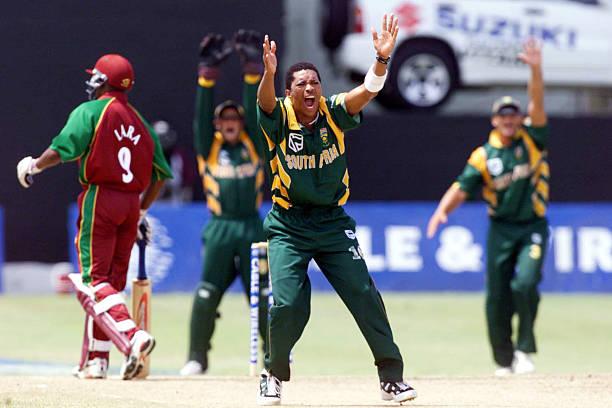 lowest team score odi kreedon: West Indies 54 vs South Africa 2004