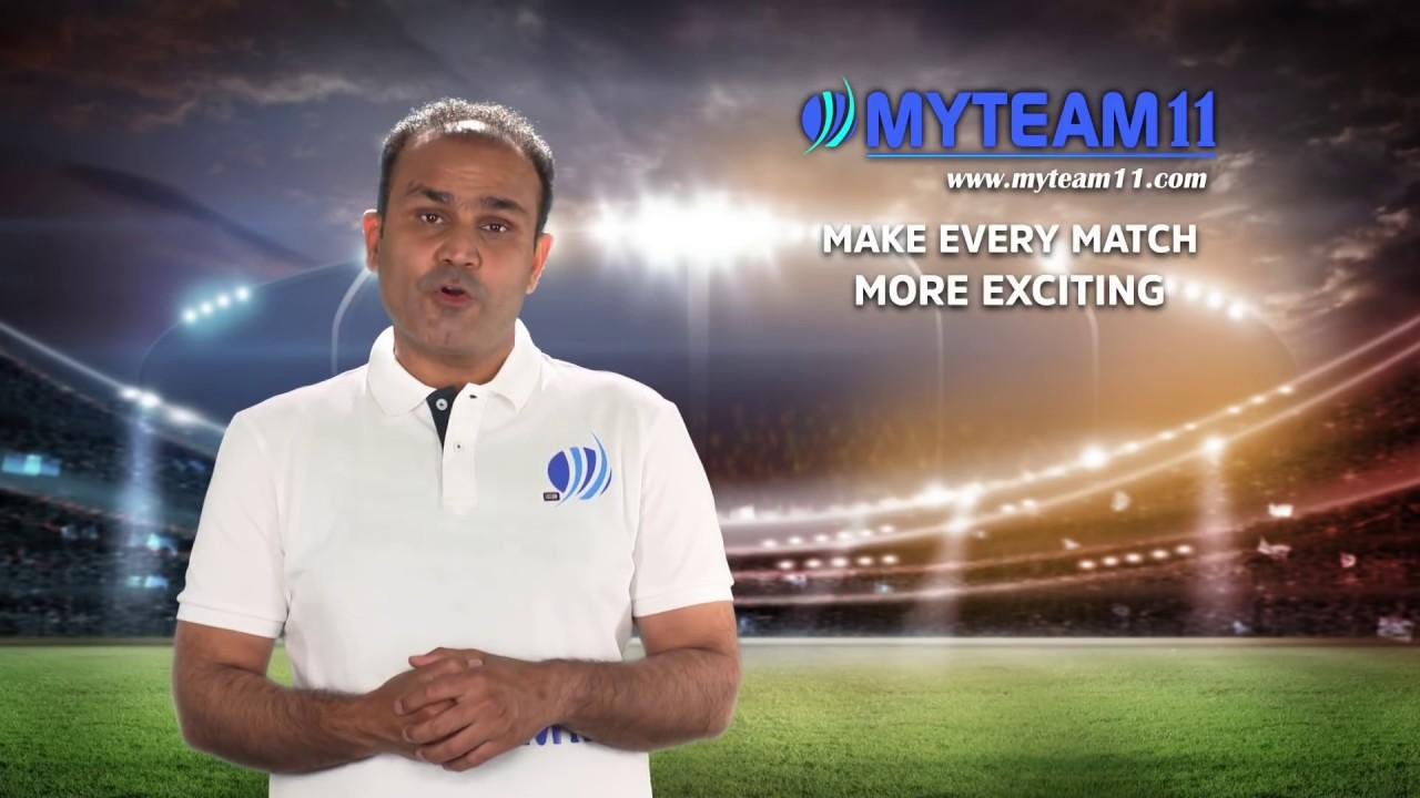 Myteam11 KreedOn fantasy cricket