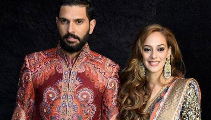 Yuvraj Singh Wife Hazel Keech Kreedon