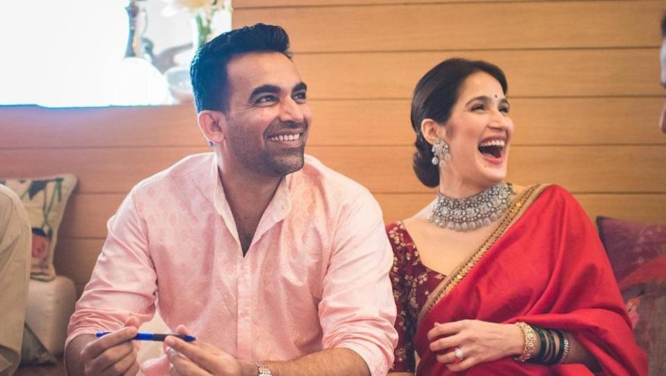 Zaheer Khan Wife Sagarika Ghatge Kreedon