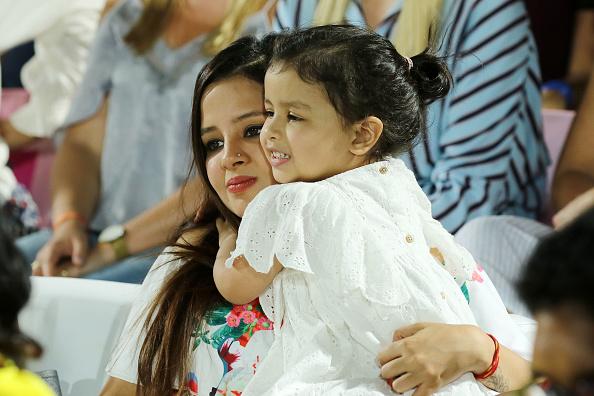 Ziva Dhoni Kreedon cricketers kids