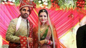 Cricketers wives, Bhuveneshwar Kumar wife, KreedOn