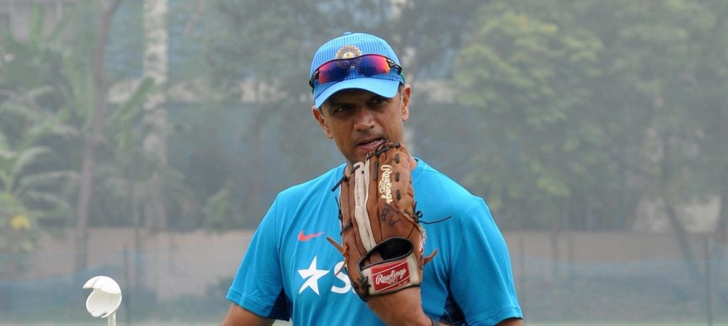 Rahul Dravid coach KreedOn