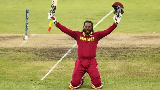Kreedon highest individual score in ODI: Chris Gayle 215 vs Zimbabwe in 2015 ICC World Cup