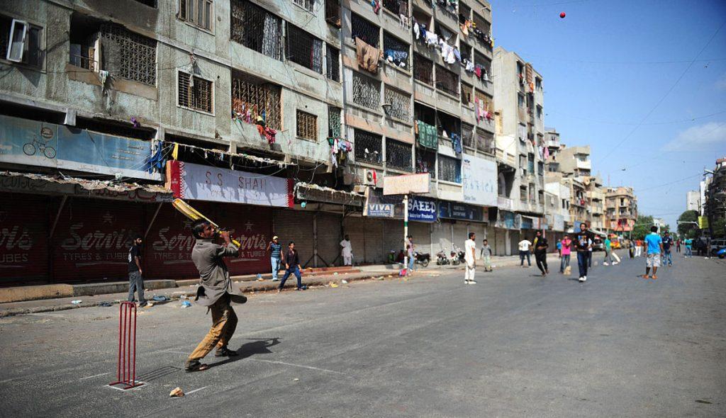 cricket in karachi kreedon