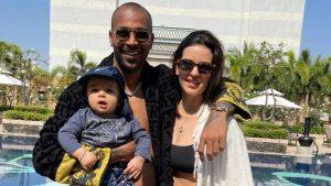 cricketers wives, Hardik Pandya wife, KreedOn