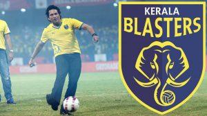 Sachin Kerala Blasters KreedOn