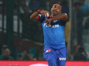 Amit Mishra plays IPL from Delhi Capitals KreedOn
