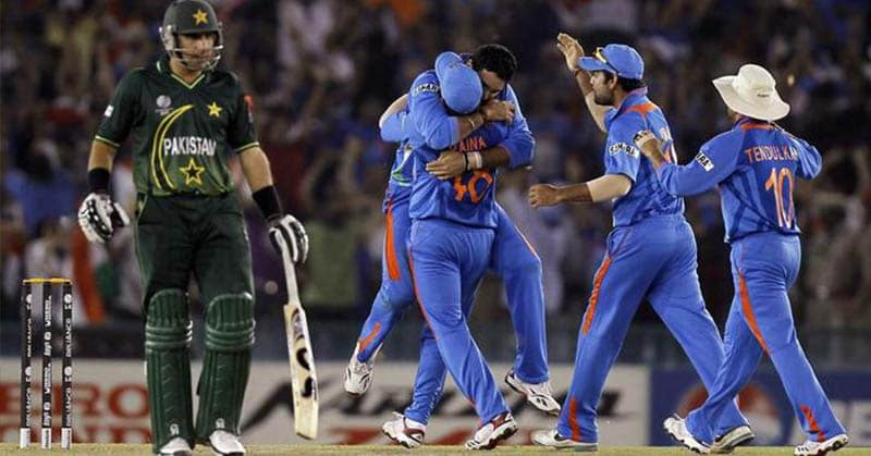 India vs Pakistan 2011 WC KreedOn